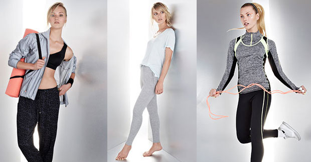 M&S new sportswear range